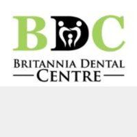 Logo for Britannia Dental Centre - Burlington