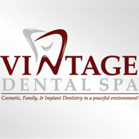 Logo for Vintage Dental Spa