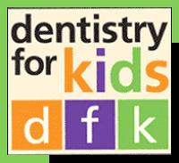 Logo for Dentistry for Kids Bloomfield