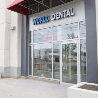 Logo for World Dental Clinic