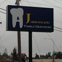 Logo for Aj Family Dentistry
