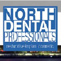 Logo for North Dental Professionals - Skokie