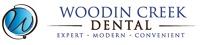 Logo for Woodin Creek Dental