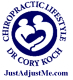 Dr. Cory Koch with the Chriopractic Lifestyle Center