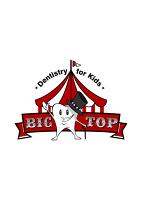 Logo for Big Top Dentistry for Kids