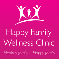 Logo for Happy Family Wellness Clinic