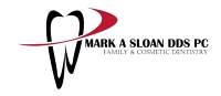 Logo for Mark A. Sloan DDS PC