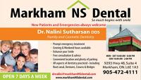 Logo for Markham NS Dental
