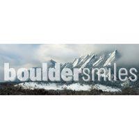 Logo for Boulder Smiles