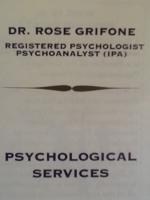 Dr. Rose Grifone