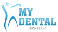 Logo for My Dental of Sugar Land