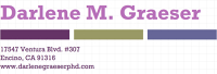 Logo for Darlene M. Graeser, PhD
