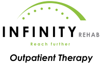 Logo for Infinity Rehab at Country Meadows