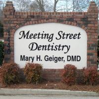Logo for Meeting Street Dentistry