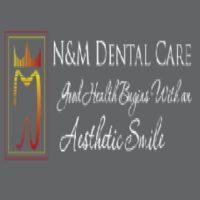 Logo for N & M Dental Care