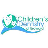 Logo for children's dentistry of broward