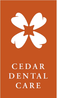 Logo for Cedar Dental Care