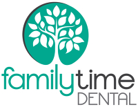 Logo for Family Time Dental
