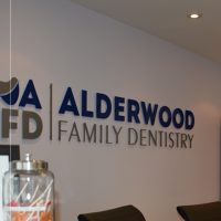 Logo for Alderwood Family Dentistry