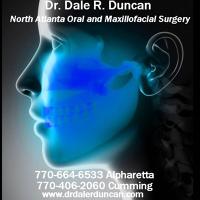 Logo for North Atlanta Oral and Maxillofacial Surgery - Dr. Dale R. Duncan