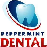 Logo for Peppermint Dental