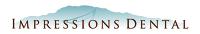 Logo for Impressions Dental