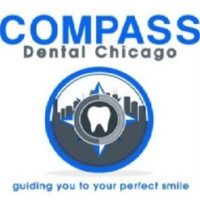 Logo for Compass Dental at Northbrook