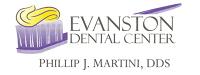 Logo for Evanston Dental Center