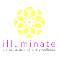 Logo for Illuminate Chiropractic & Family Wellness