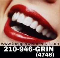 Logo for Toepperwein Dental