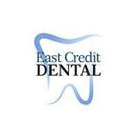 Logo for East Credit Dental Centre