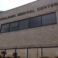 Logo for Spalding Gentle Dentistry