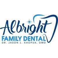 Logo for Albright Family Dental