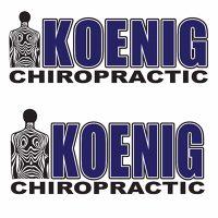 Logo for Koenig's Chiropractic