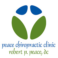 Logo for Peace Chiropractic Clinic