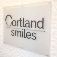 Logo for Cortland Smiles