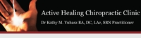 Logo for Active Healing Chiropractic Clinic