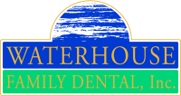 Logo for Waterhouse Family Dental, Inc.