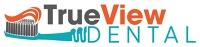 Logo for True View Dental