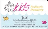 Logo for Kids Pediatric Dentistry