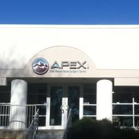 Logo for Apex Oral and Maxillofacial Surgery