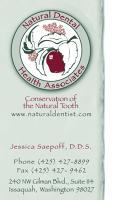Logo for Natural Dental Health Associates