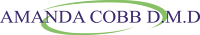 Logo for Dr. Thomas R. McLaughlin, DDS   Dr. Amanda Cobb D.M.D