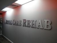 Logo for Royal Care Rehab