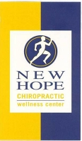 Logo for New Hope Chiropractic Wellness Center