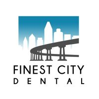 Logo for Finest City Dental