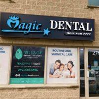 Logo for Magic Dental