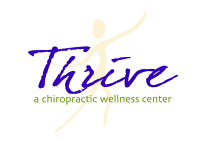 Logo for Thrive: A Chiropractic Wellness Center