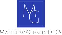 Logo for Matthew P. Gerald DDS