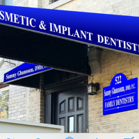 Logo for New Wave Dentistry-718-491-5666